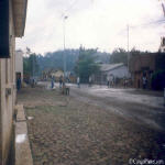 Nguba district, main street.(Bukavu,1995)