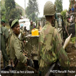 Congolese soldiers - FARDC