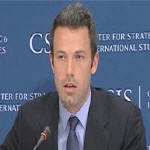 Actor Ben Affleck Advocates More US Involvement in DRC