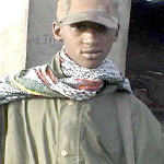 Congo child soldier