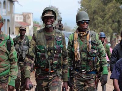 DR Congo Army Colonel Mamadou Mustafa Ndala