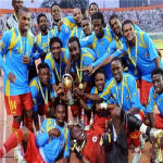 Congo - Football Leopards champions of CHAN