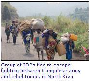 IDPs in North-Kivu