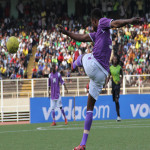 Don Bosco playing against V Club in Kinshasa on 10.16.2011