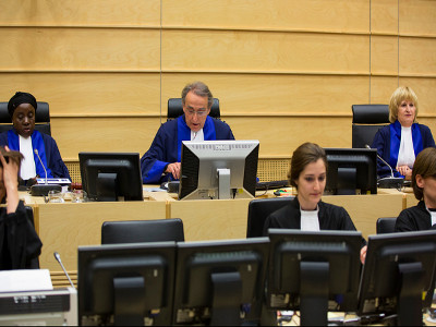 Germain Katanga found guilty of four counts of war crimes and one count of crime against humanity committed in Ituri, DRC