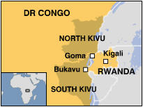 Great Lakes - Kivu provinces