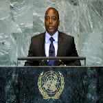 Joseph Kabila at the 66th UN General Assembly