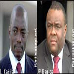 Joseph Kabila and Jean-Pierre Bemba