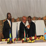Joseph Kabila and Jacob Zuma