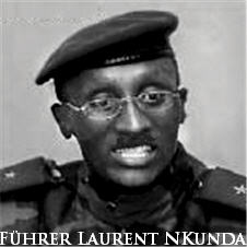 Führer Laurent NKunda's Wildest Dreams