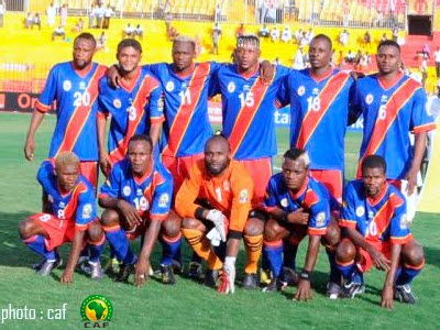 DR Congo football team - Leopards