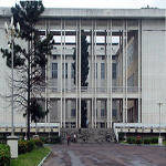 Congo national assembly building