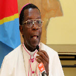 Mgr. Nicolas Djomo, Conference of Catholic Bishops (CENCO)