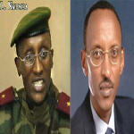 Paul Kagame and Laurent Nkunda