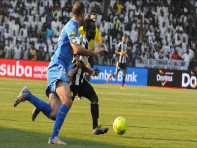 ES Setif play against TP Mazembe (Photo: Cafonine.com)