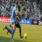 ES Setif play against TP Mazembe