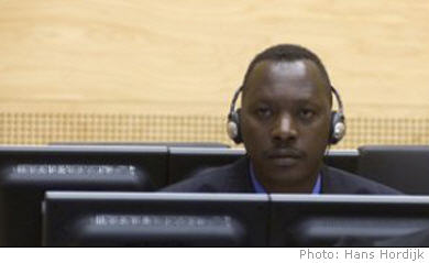 Lubanga headed the Union of Congolese Patriots, UPC, a Hema tribal militia, and was indicted in 2003 on charges of conscripting and enlisting children in the Ituri region of the Congo. He was transferred from Kinshasa to The Hague in March 2006.