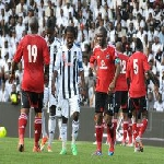 TP Mazembe vs Orlando Pirates on 5.5.2013