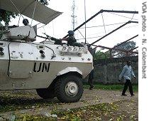 UN increases presence in Kinshasa<br />