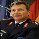 Gen Karlheinz Viereck, EU Operation Commander for the DRC