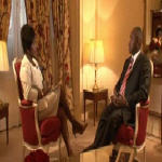 TV5 Interview - Jean-Claude Masangu Mulongo 11.10.2009