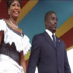 Monuc Joseph Kabila inauguration ceremony on 12.6.2006
