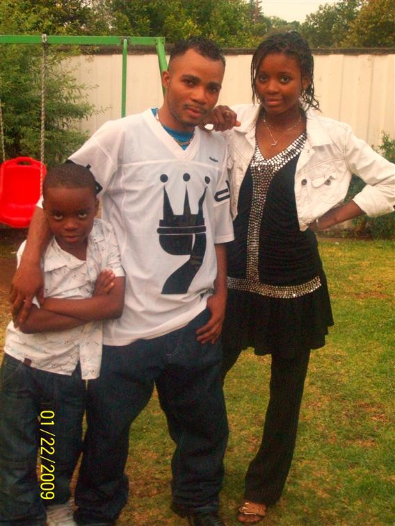 Me my Daughter and my Boy