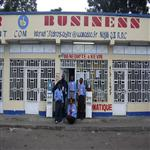 Couloir business cyber cafe 1,rue akuta Q/2 Commune de n'djili kinshasa rdc