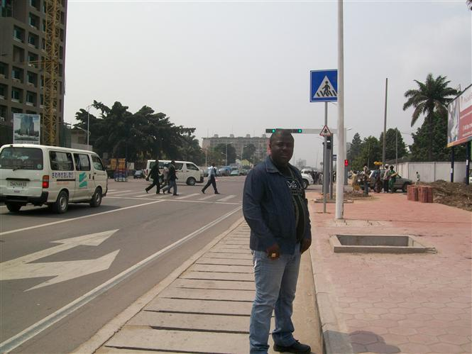 Kinshasa, reconstruction et modernisation